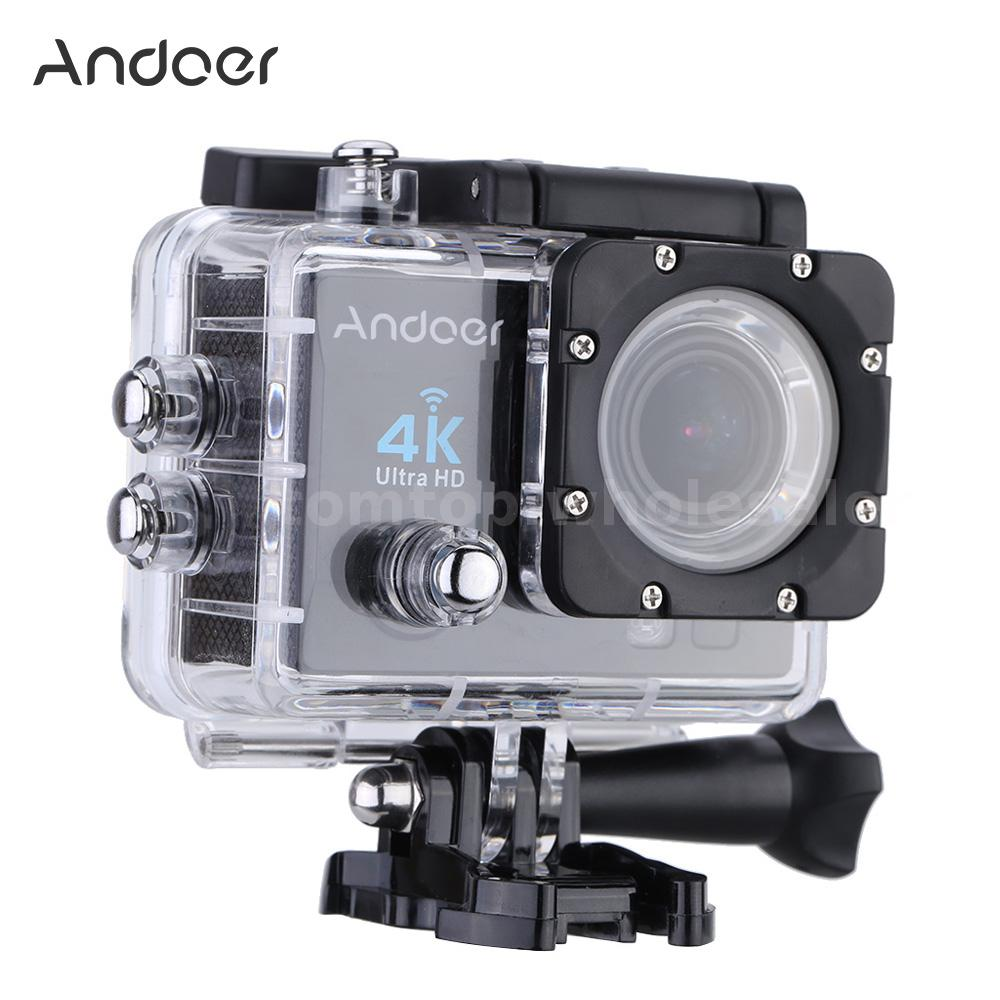 andoer wifi 4k ultra hd 1080p waterproof sport dv action camera camcorder sj4000 ebay. Black Bedroom Furniture Sets. Home Design Ideas