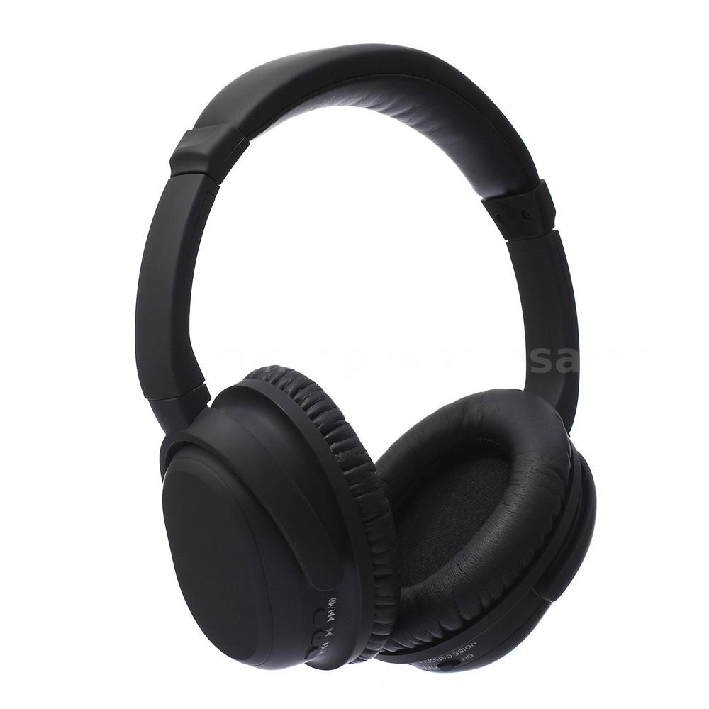 bh519 anc active noise cancelling bluetooth headset. Black Bedroom Furniture Sets. Home Design Ideas