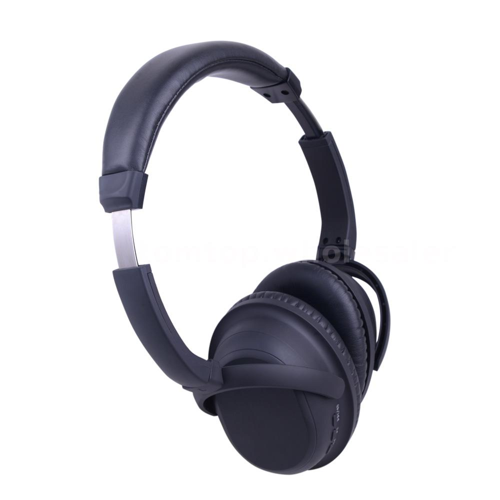 bh519 anc active noise cancelling bluetooth headset wireless earphone us h0m1 ebay. Black Bedroom Furniture Sets. Home Design Ideas